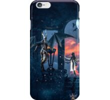 The Offering blue version iPhone Case/Skin