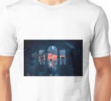 The Offering blue version Unisex T-Shirt