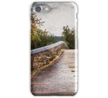 Hockley Port Moorings iPhone Case/Skin
