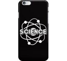 science Atom iPhone Case/Skin