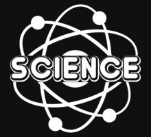 science Atom by aeedesign