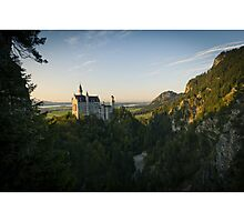 Neuschwanstein, Germany Photographic Print