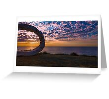 Bondi Sculpture Greeting Card