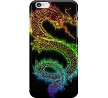 Rainbow Dragon iPhone Case/Skin
