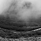 Cuenca Pass Pano by ALencalada