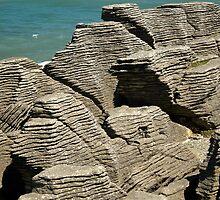 Pancake Rocks by Belinda Osgood
