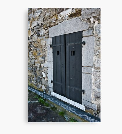 The Dungeon Canvas Print