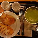 BREAKFAST AND DINNER  by slazenger