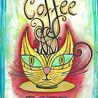 Coffee Cats by MelDavies