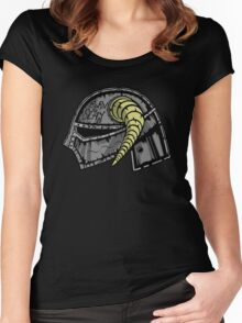 Fus Metal Jacket Women's Fitted Scoop T-Shirt