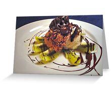 Summer Dessert Greeting Card
