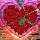 Sea Of Love by Linda Miller Gesualdo