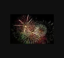 Colorful Fireworks Unisex T-Shirt