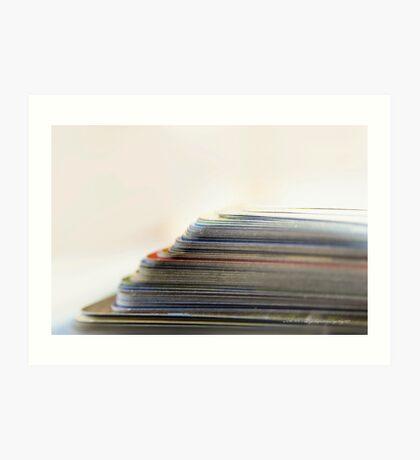 Reading © Vicki Ferrari Photography Art Print