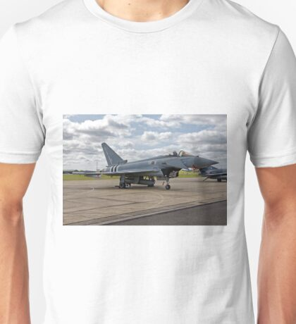 Eurofighter Typhoon FGR.4 - ZK308/TP-V Unisex T-Shirt
