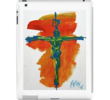 Gospel of Matthew 2008 iPad Case/Skin