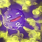 Koffing by Shelbeawest