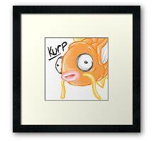 MURGIKURP Framed Print
