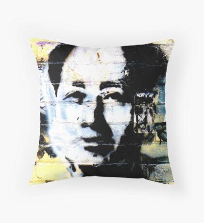 Chairman Throw Pillow
