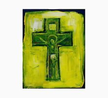 Green Yellow Crucifixion 2011 Unisex T-Shirt