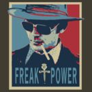 HST- Freak Power by Natasha C