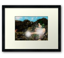 Forest Guardian: Earth Sorceress # 2 Framed Print