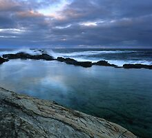 """Blue Pool"" ∞ Bermagui, NSW - Australia by Jason Asher"