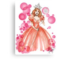 Glinda the Good Canvas Print