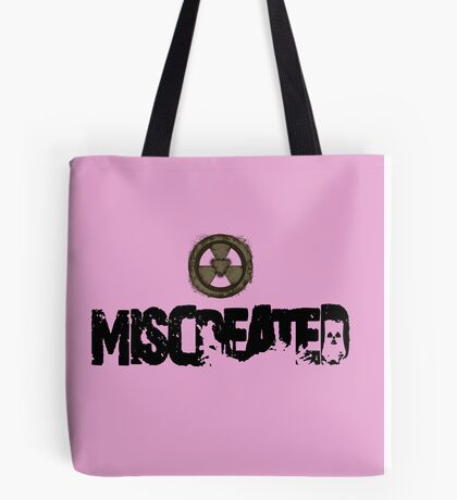 Miscreated  Design 1 Pink (Official) Tote Bag