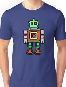 bobby the robot Unisex T-Shirt