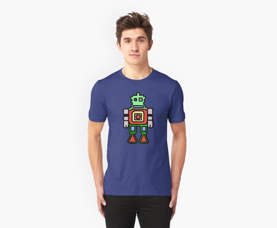 bobby the robot by ralphyboy