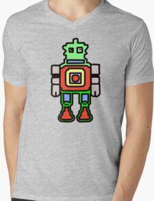 bobby the robot Mens V-Neck T-Shirt