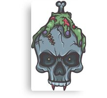 halloween mashup Canvas Print