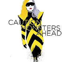Caution Gaga by adamwham
