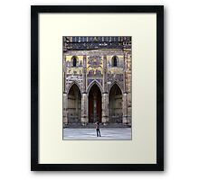 Small ... Framed Print