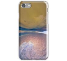 Earth, land and sky. iPhone Case/Skin