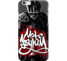 MotoAsylum Male Rider - iPhone Case iPhone Case/Skin