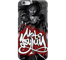 MotoAsylum Female Rider - iPhone Case iPhone Case/Skin