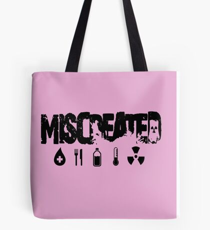 Miscreated Design 2 Pink (Official) Tote Bag