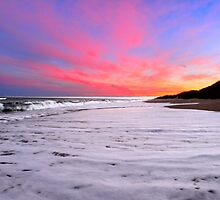 Sunset In Paradise by Tracey Phillips