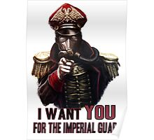Warhammer Imperial Guard Poster