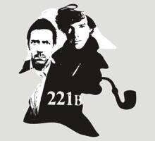 Residents of 221B T-Shirt