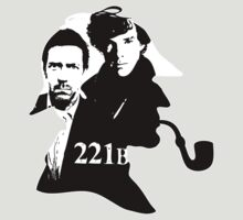 Residents of 221B by favoritedarknes