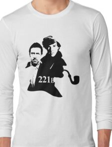 Residents of 221B Long Sleeve T-Shirt