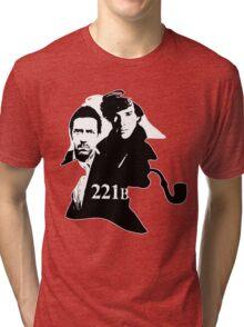Residents of 221B Tri-blend T-Shirt