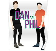 Dan Howell and Phil Lester Poster