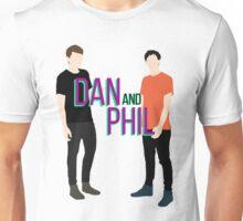 Dan Howell and Phil Lester Unisex T-Shirt