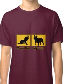 French Bulldog Kids Classic T-Shirt