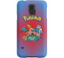Pokemon - Charizard, Venusaur, Blastoise iPhone / iPod Cover Samsung Galaxy Case/Skin