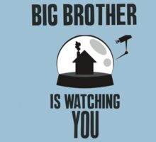 Big Brother Is Watching You by mipeliba